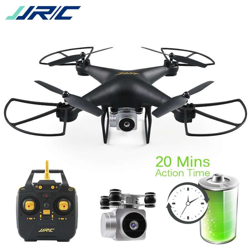 JJR/C JJRC H68 Drone with Camera Altitude Hold Headless Mode RC Helicopter Outdoor Quadcopter 20 Mins Long Fly Time New Arrival