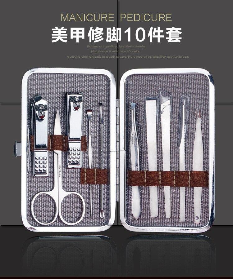 tesoura pinça faca conjuntos profissional clipper dedo alicate frete grátis