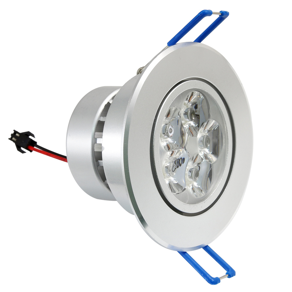 3W 4W 5W Recessed Ceiling Downlight LED l& Recessed Cabinet Wall Bulb 85V 245V for Home Living Room illumination 3pcs/lot-in Downlights from Lights ...  sc 1 st  AliExpress.com & 3W 4W 5W Recessed Ceiling Downlight LED lamp Recessed Cabinet Wall ... azcodes.com