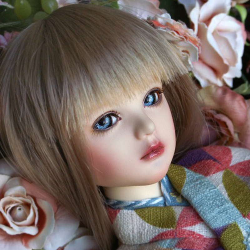 OUENEIFS  bjd sd doll Hot Sale ai Alice/ Kimono 1/4 resin body model reborn baby girls boys dolls eyes High Quality toys shop ucanaan 1 3 bjd doll reborn girls dolls 19 jointed body chinese style maxi long dress wig makeup dressup diy sd kids toys
