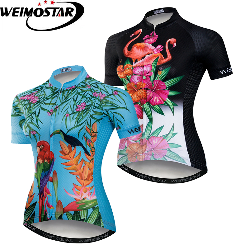 Exotic Apparel Generous Summer 2018 Woman Windproof Racing Cycling Jerseys Breathable Short Sleeve Road Bicycle Roupa Ciclismo Bike Sport Wear Cycling Teddies & Bodysuits