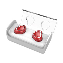 TWS-7 TWS Bluetooth Earphones True Wireless Earbuds Mini Stereo Music With Mic for sport with charging box tws x8 tws bluetooth earphones waterproof headset true wireless earbuds mini stereo music with mic for sport with charging box