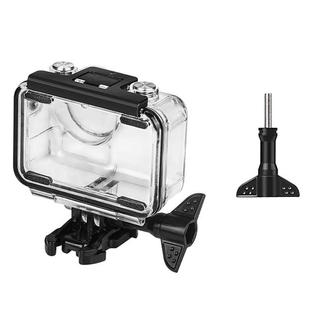 Sports Camera Waterproof Housing Case Brand New For DJI Osmo Action Diving Waterproof Box Housing Accessories 2019