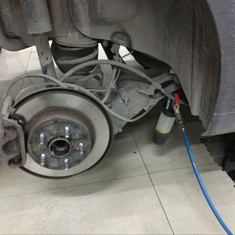 Universal Car Brake Fluid Replacement Tool Pump Oil Change Tool Automotive Oil Bleeder Empty Exchange Drained Kit Device Pakistan