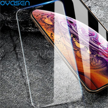 купить Tempered Glass For iPhone XS Max XR X 8 7 6S 6 Plus 5 5S SE Explosion-proof Anti Blue Light Screen Protector For iPhone XS Max дешево