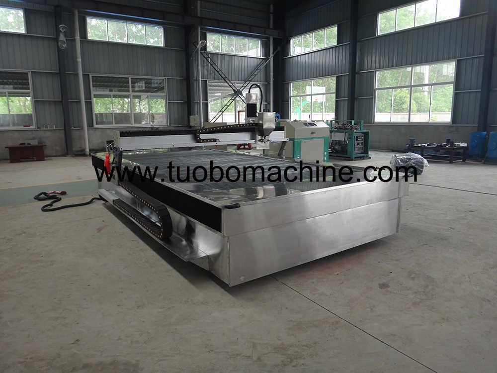 metal cutting water jet machine ,waterjet glass cutting technology