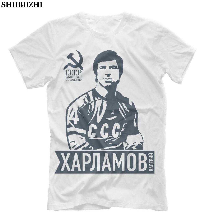 dark blue HC CSKA Moscow Russian Hockey Club T-Shirt
