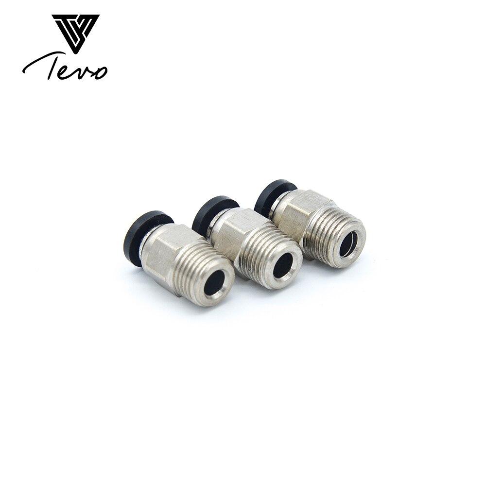 10/mm pneumatique rapide connecteur en T T-shirt Push Dans Fittings