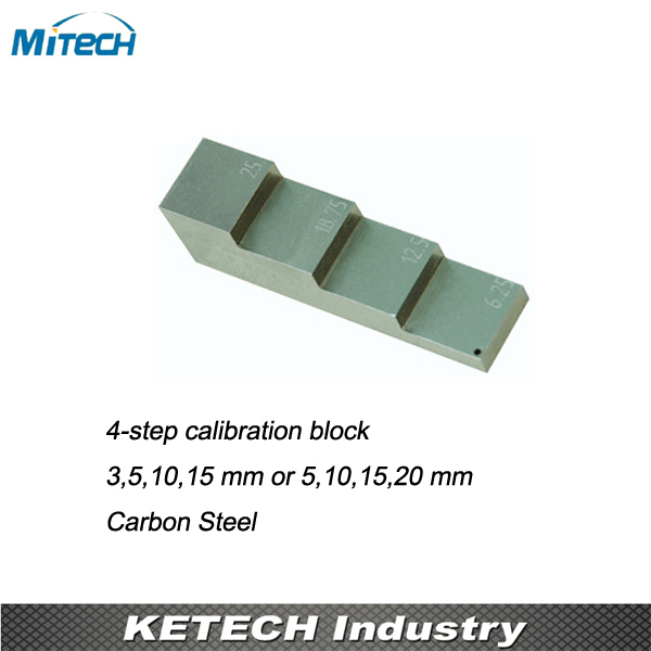 4-Step Calibration Test Block4-Step Calibration Test Block