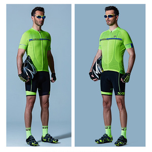 Image 2 - Santic Cycling Jersey Set Men Pro Team MTB Road Bike Bicycle Jersey Summer Sport Cycling Clothing Set Ropa Ciclismo 2019