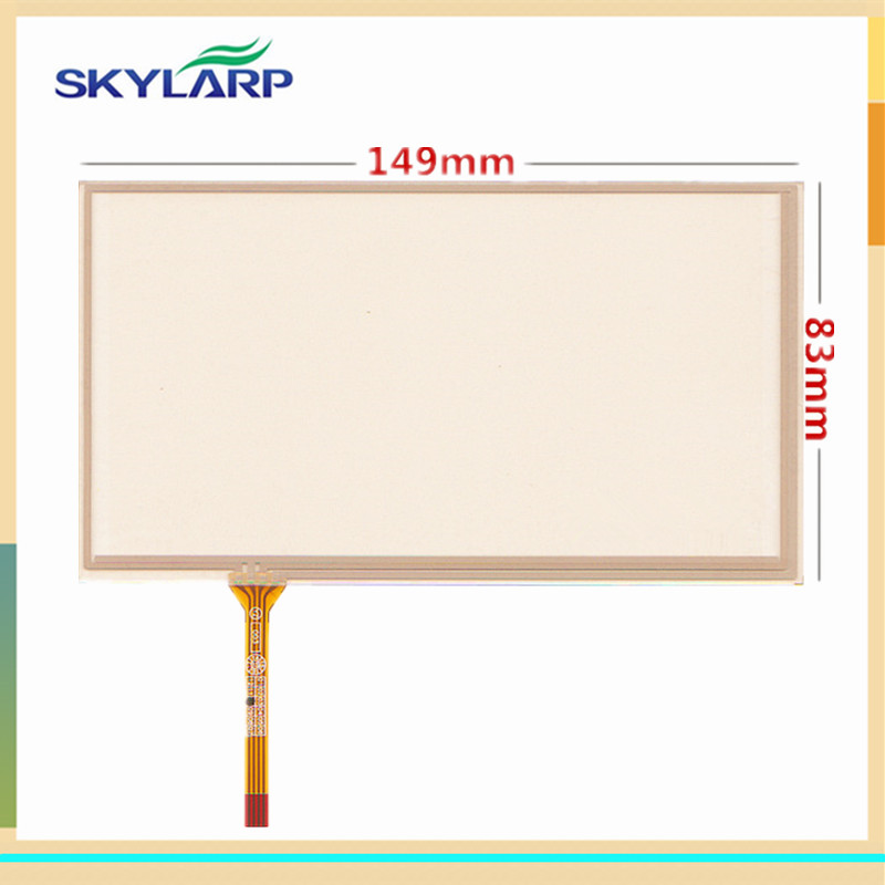 skylarpu 6 inch Touch Screen Panels for A061VW01 V0,CLAA061LA0FCW,CLAA061LA0ACW Touch screen digitizer panel Repair replacement