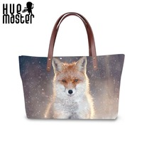 bags for women 2018 Cute Fox Fashion Handbags 2018 Bag Luxury Bags Handbags Women Shoulder Bag