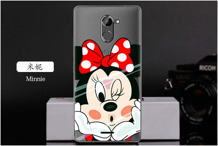 ᐂPhone Case For Infinix Hot 4 X557 Hot4 5 5-inch Cute