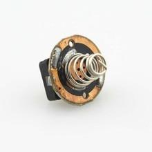 Детали diy 20 мм x 17 мм x 11 мм задний переключатель+ пружина для фонарика Ultrafire C8/C2(10 шт./лот
