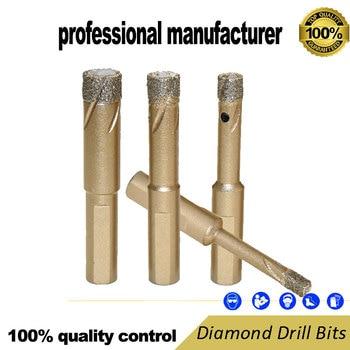 цена на Diamond drill bits All-ceramic tile drill bit marble hole opener vitrified tile drilling hole drill bit reinforced concrete hole