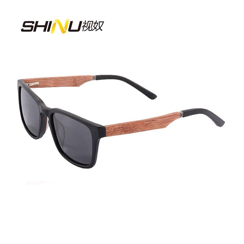 Gafas de sol de acetato de nueva llegada Gafas de sol de madera de - Accesorios para la ropa