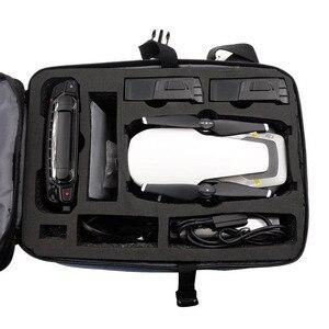 Image 2 - DJI Mavic Hava/Spark taşıma çantası Askısı saklama çantası Sırt Çantası DJI Spark/mavic/hava drone Aksesuarları kiti