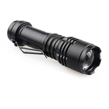 Cycling Bicycle Front Head Flashlight 2000LM Q5 AA/14500 3 Modes ZOOMABLE LED Torch Super Bright Light Bike Accessories