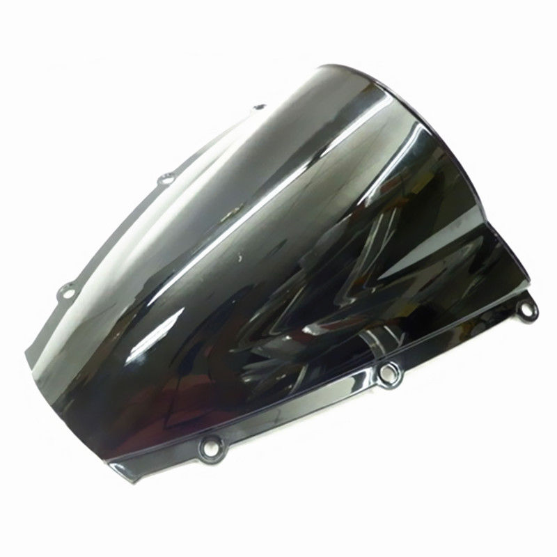 Motorcycle Dark Smoke Windshields Windscreen Screen Protector For Honda CBR600RR 2003 2004