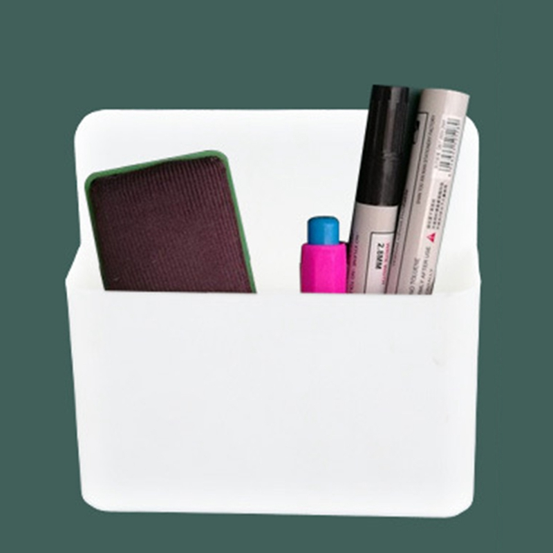 Magnetic Dry Erase Marker Holder White Magnetic Dry Eraser