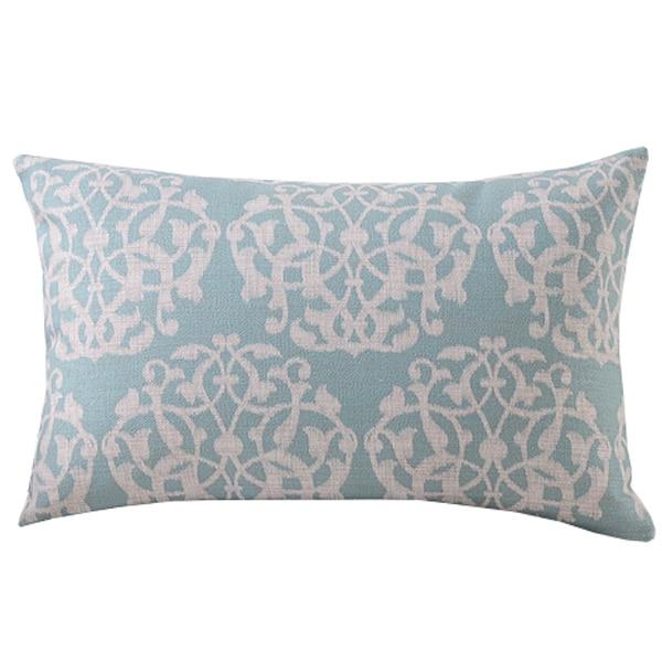 free shipping cotton linen rectangle 20 12 pillow cover pillowslip almofadas sofa cushion