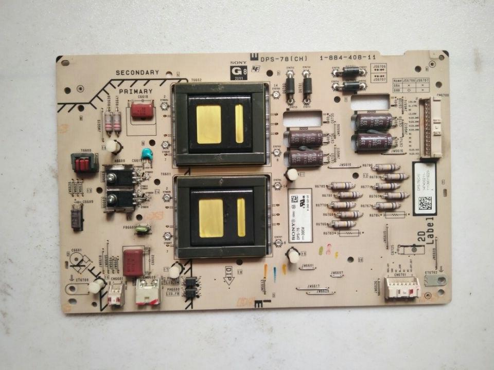 DPS-78(CH) 1-884-408-11 Power board power board dps 182bp
