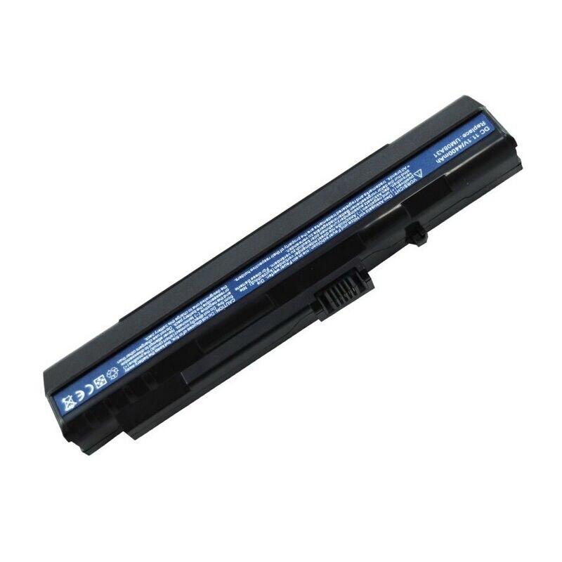 Black Battery For Acer Aspire One Pro 531h Zg5 Kav10 Kav60