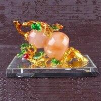 Long Yi gourd perfume ornaments crafts decorative Home Furnishing 1070072 optional yellow dresses