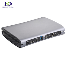 Free Shipping High Speed Gaming Computer Dedicated Card 6th Gen Quad Core Eight thread i7 6700HQ 32GB RAM 1TB SSD Nuc Mini PC