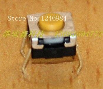 [SA]Electronic switch  button waterproof button micro switch B3W-1000 6 * 6 * 4.3--100PCS/LOT