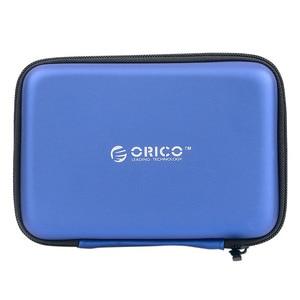 Image 2 - ORICO المحمولة القرص الصلب حمل الحال بالنسبة 2.5 بوصة HDD دعم حماية صادمة ومقاومة للماء حقيبة التخزين متعددة الوظائف