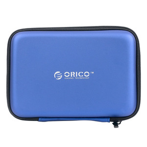 Image 2 - ORICO Portable Hard Drive Carrying Case for 2.5inch HDD support shocking protection and waterproof multifunctional storage bag