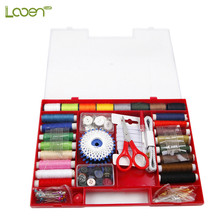 Multi-function Household Women Sewing Box Thread Needles Scissors Buttons Tools For Home Travelling Kits