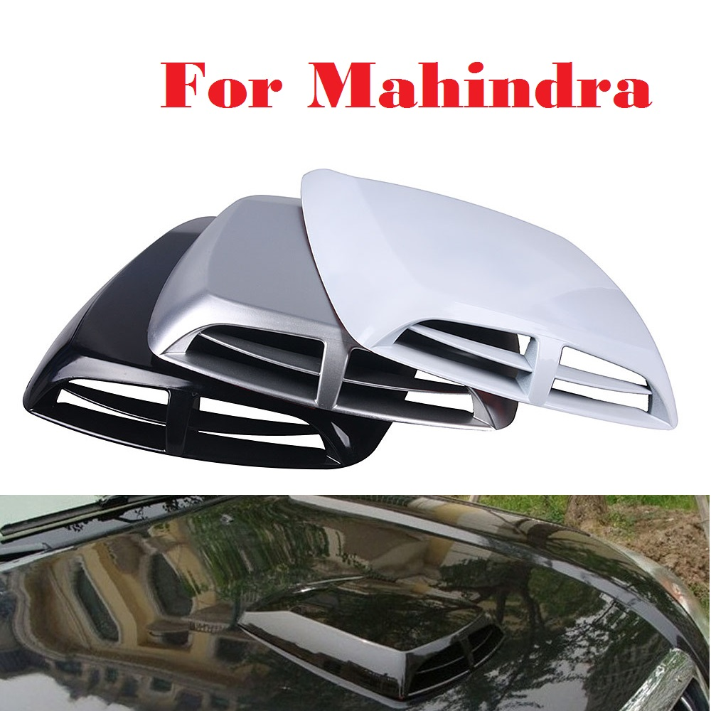 Car styling car engine air inlet vent cover hood car styling sticker for mahindra armada