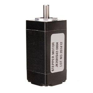 Image 2 - NEMA 8 1.8 תואר 20 היברידי מנוע צעד 2 שלב 42mm 300g. cm 0.8A עבור 3D מדפסות צג ציוד רפואי מכונות