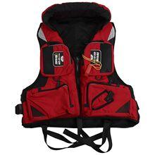 Hot Adult Adjustable Buoyancy Aid Swimming Boating Sailing Fishing Kayak Life Jacket Vest Preservers