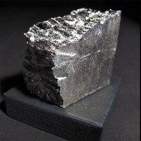 Bismuto metal 100g alta pureza 99.99% 200g bismuto bi pedaços de metal lingote 500g 1000g alta puro bismuto brinquedo diy|Peças e acessórios p/ instrumentos| |  -