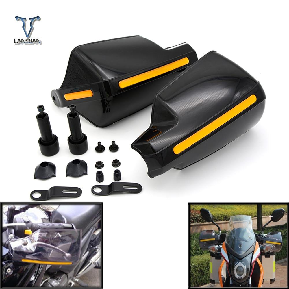 Motorcycle wind shield Brake lever hand guard For SUZUKI SV 650 sv650 sv650s aprilia pegaso TL1000S with Hollow Handle bar