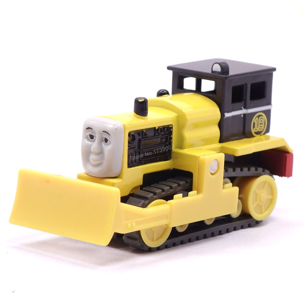Byron bulldozer Thomas Train Magnetic Thomas And Friends Metal Model ...