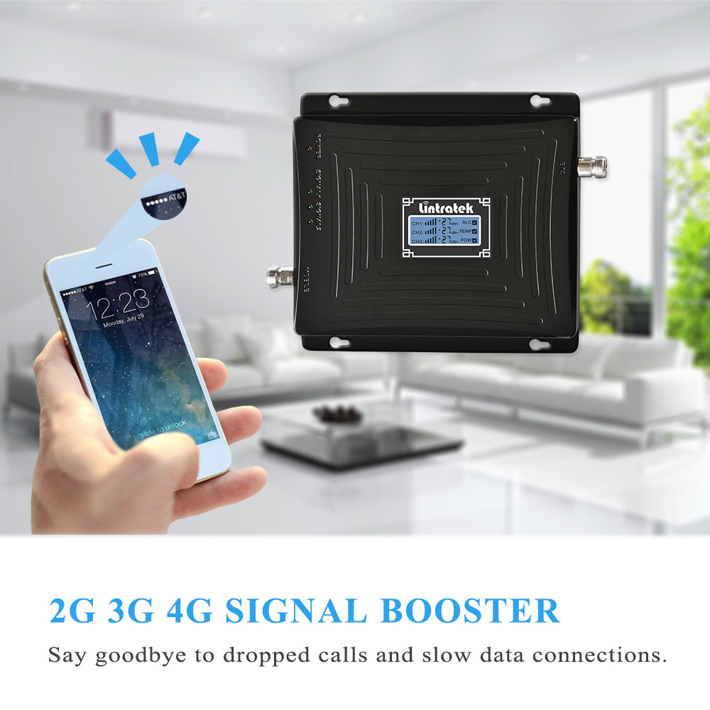 LTE 1800MHz Repeater NEW