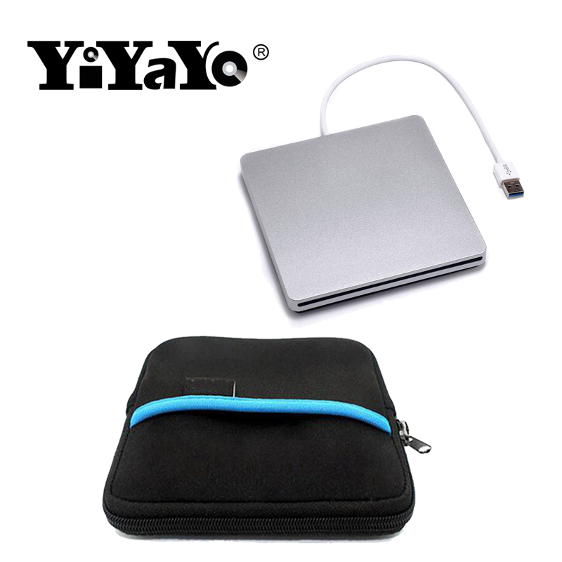 YiYaYo 블루 레이 드라이브 Windows XP + 백을위한 외부 - 컴퓨터 구성 요소