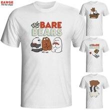 Bears Poker T Shirt Cartoon Panda Funny Geek Design Naughty Creative T-shirt Fashion Novelty Tee Cool Tshirt