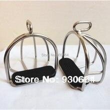 Нержавеющая сталь безопасности мешалки с клеткой седло Железный конь оборудование Лошадь продукт рыцарь оборудование
