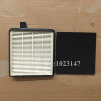 1x Main Filter 1x Air Outlet Filter Vacuum Cleaner HEPA Filter Replacement For Electrolux ZMO1520 ZMO1521