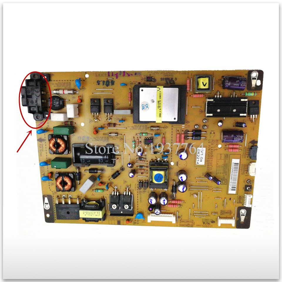 good working power supply board for LGP4247L-12LPB EAX64427101 EAY62608901 good working original used for power supply board led 42v800 le 42tg2000 le 32b90 vp168ug02 gp power board