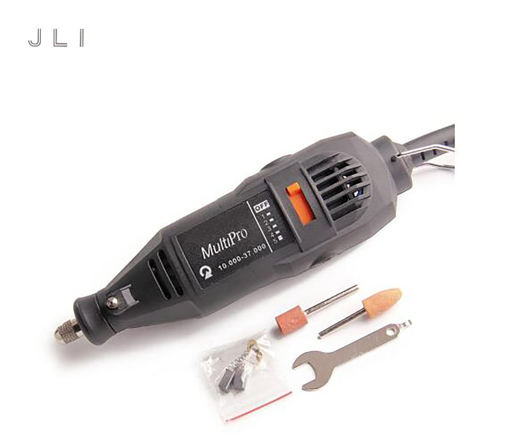 JLI 180W  220V Electric Rotary MultiProDie Grinder 5 Variable Speed Power Tool Set jli vol 06