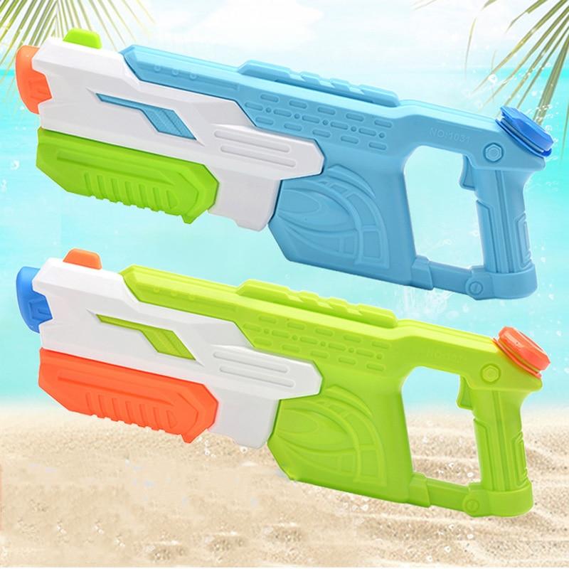 Summer Water Toys Water Guns Boy Beach Bath Toys Water-Splashing Festival Drift Tools Large Capacity Long Range Water Gun Toys