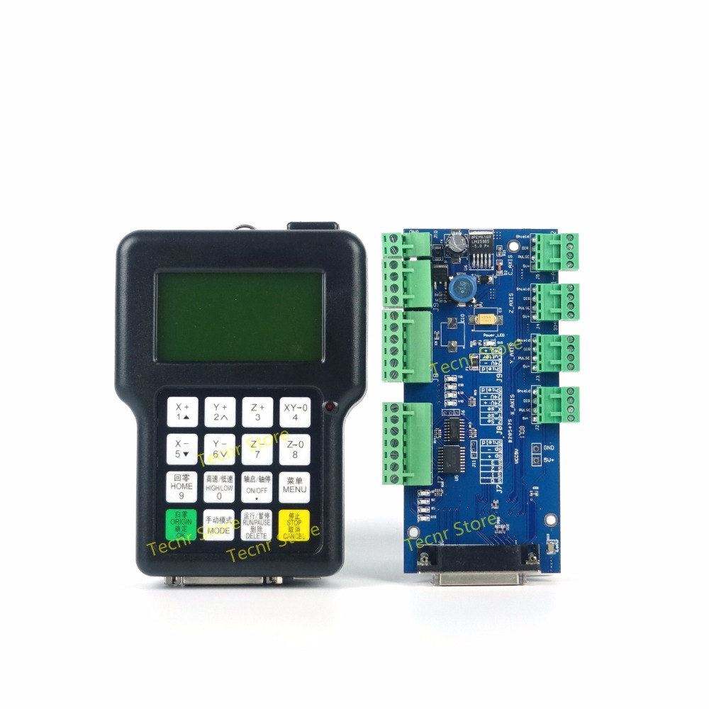 RZNC 0501 DSP Controller Sistema di carte di controllo a 3 assi per - Parti di macchine per la lavorazione del legno - Fotografia 2