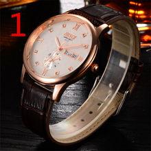 Relógio dos homens dos homens de moda à prova d' água 2018 novo não-mecânica relógio dos homens versão Coreana do simples relógio estudante maré novo con
