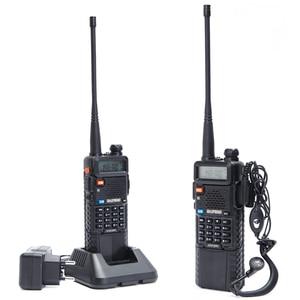 Image 3 - Baofeng UV 5R 3800 Walkie Talkie 5Watts Dual Band Uhf 400 520Mhz Vhf 136 174Mhz Twee manier Radio Uv82 Uv 82 UV5R Draagbare Cb Radio